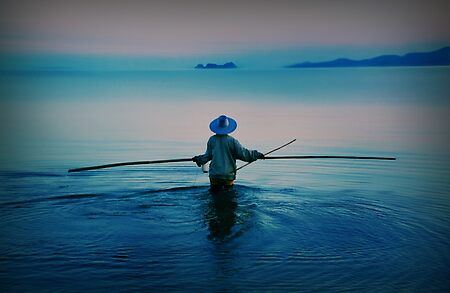 Thai Fisherman