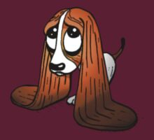 Bumbo the Basset by Joozu