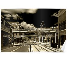 Ghost Town- Ybor City HDR (CS5) Poster