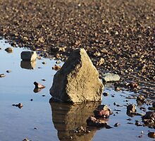 Rock- foreshore woodypoint by aussieazsx