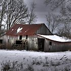 ...the old Smotherman Barn... by Methven