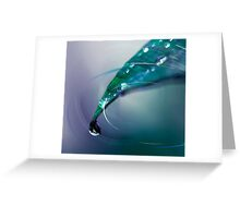 Just One Drop Greeting Card