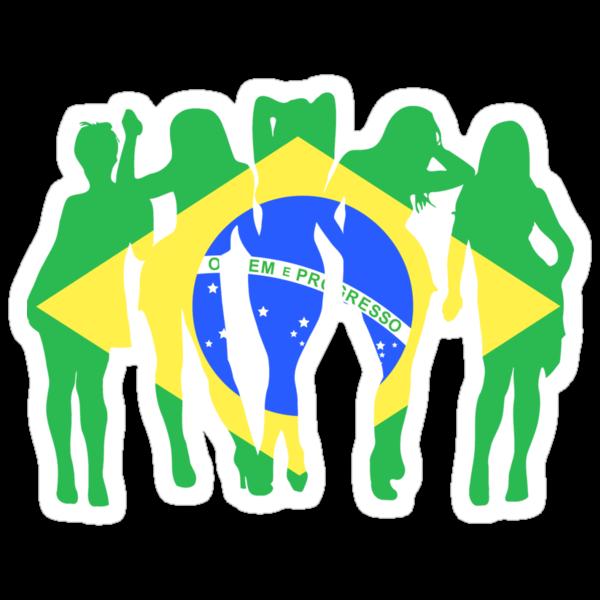 Brasileiras by Zack Nichols