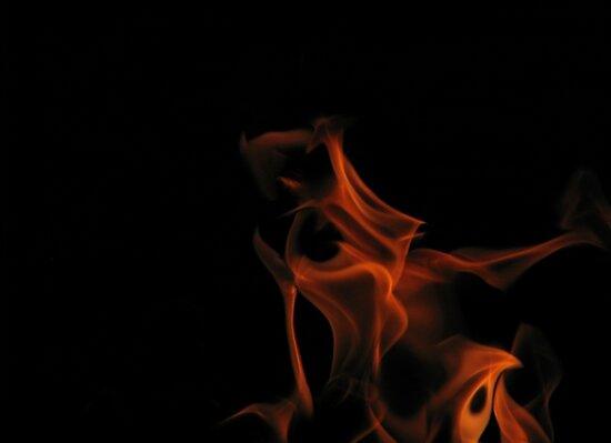 Fire Demon by PhoenixArt