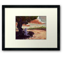 Clarissa Framed Print