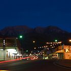 Queenstown at Night by TheMystic