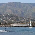 Sailing in Santa Barbara by Inga McCullough