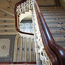 Dunedin Railway Station Staircase by Deirdreb