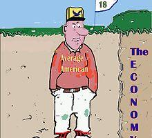 THE ECONOMY stupid IT'S THE ECONOMY by Mike Pesseackey (crimsontideguy)