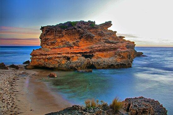 Red Rock HDR by Robyn Maynard