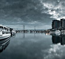Moody Horizons by Alistair Wilson
