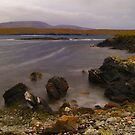 Rocky Shore by Gary Buchan