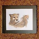 Paper Mache Picture Frame by papermache