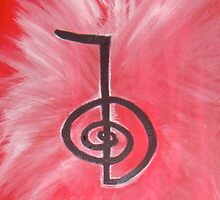 Reiki symbol by PaintingMama