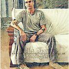Henry Rollins by Julia  Thomas