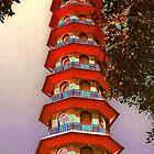 The Pagoda at Kew gardens by jomtien
