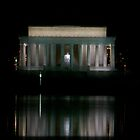 Lincoln memorial nights by alexrpk