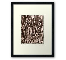 Self Portrait - No Really I look just like this Framed Print