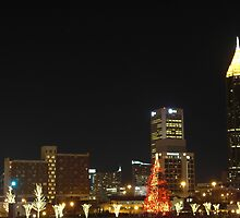 Christmas in the ATL by stephanieunton