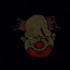 blurry clown man by isaac386