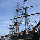 HMS BOUNTY - A Reproduction by Margie Avellino