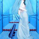 The Bride of Innocence - Self Portrait by Jaeda DeWalt