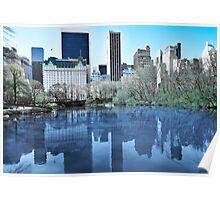 Central Park1 Poster