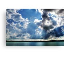Do I have a cloud fetish? Canvas Print