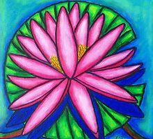 Pink Gem 2 by LisaLorenz