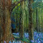 Bluebell Wood by Carol Rowland