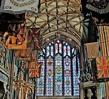 Canterbury Cathedral by Kim Slater