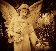 savannah angel by Lenore Locken