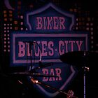 Blues City by MaryGerken