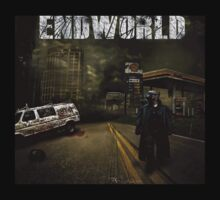 "Endworld "" Hell is where i lay my head"" by Drummy"
