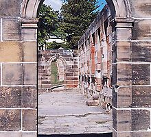 Port Arthur Penitentiary, Tasmania, Australia by Adrian Paul