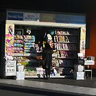 News Stand Southern Cross Station by Lorne6575