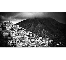 Olympos :: Karpathos Island Photographic Print