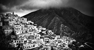 Olympos :: Karpathos Island by Silvia Ganora