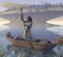 Deeping Bosk - Jemma's Boat by Syd Baker