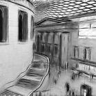 British Museum #2 by Sheila Laurens