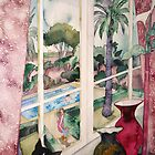View from a Window by Kenneth Zammit Tabona