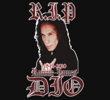 R.I.P Ronnie James Dio by John Garcia