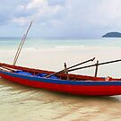 Bai Sao fishing Boat by mooksool