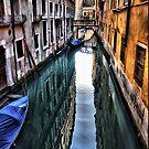 Venetian mirror by andreisky