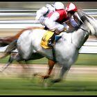 Horse Racing by Simon Cross