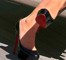 """Feet  a la Louboutin"" by grsphoto"