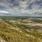 Slieve Carran View by John Quinn