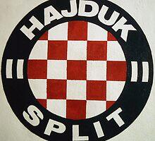 Hajduk Split by jajasmin