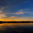 Sunset Panoramic by tigerwings