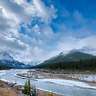Icefields Parkway by Kerri Gallagher